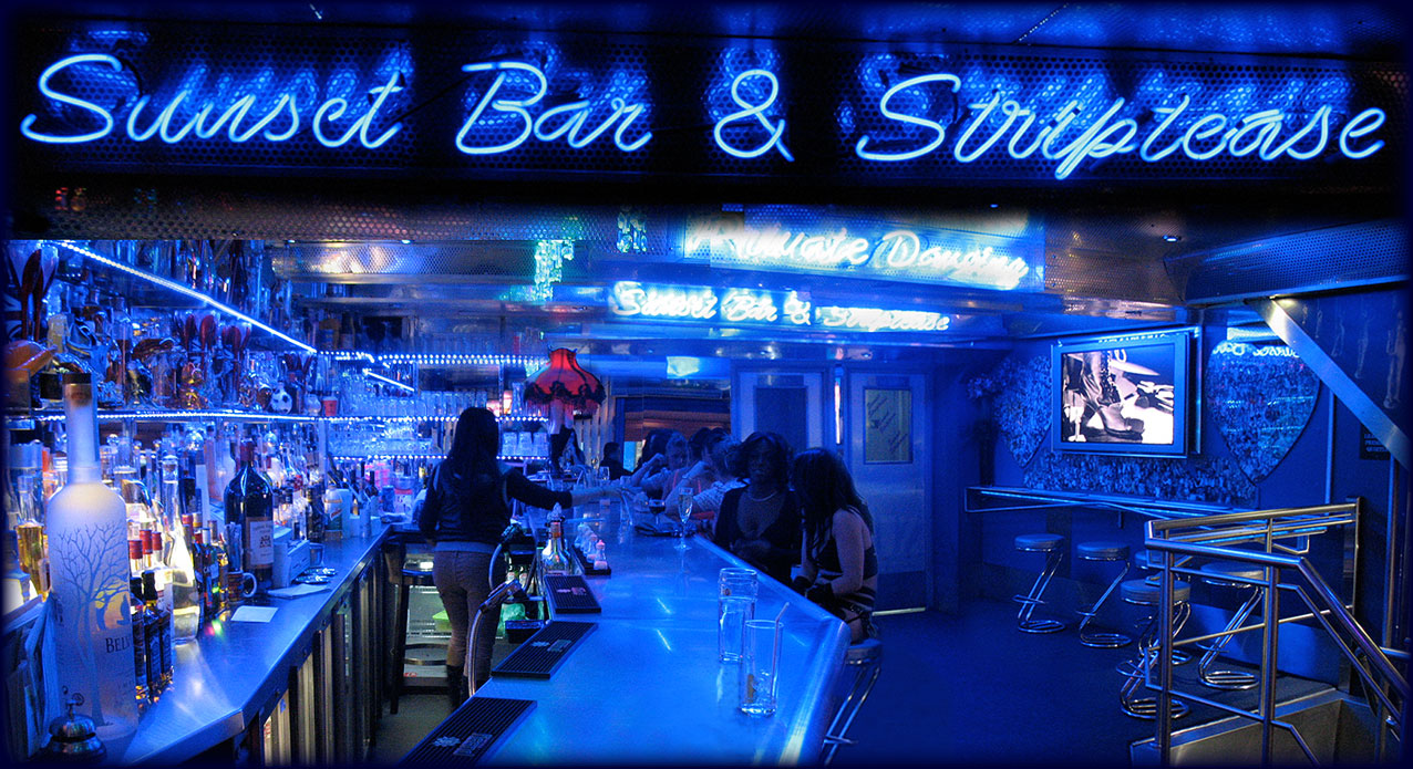 Strip club turns into drive